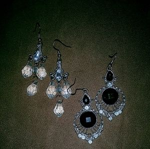Drop Earrings Lot